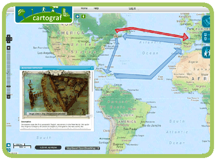 Triangular trade system facts